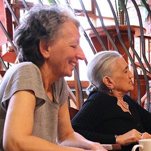 photo of Sangha gathering