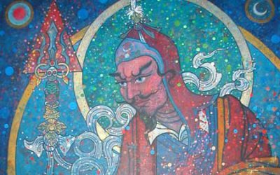 Meeting Padmasambhava in the Cave of the Heart