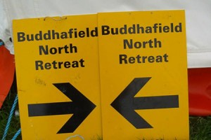 Photo from Buddhafield North Retreat