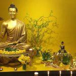 Ratnasambhava Shrine